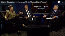 Tackling the Athletics Master Plan